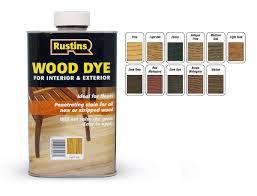 Rustins Wood Dye (1L)