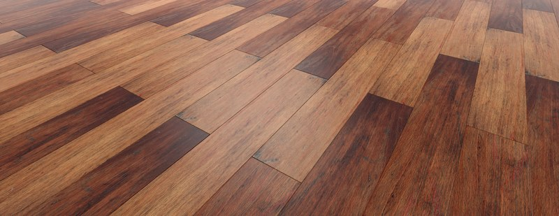 Beautiful wooden floor