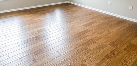 hardwood floors cleaning process