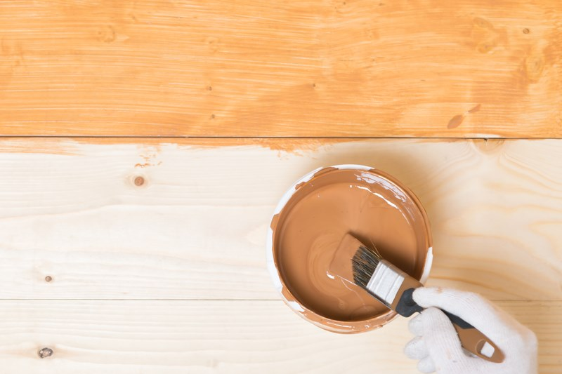 Removing Varnish with a floor sander