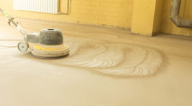 What is a Bona Floor Sander?